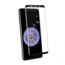 Casecentive - Vitre de protection en verre trempé 3D couverture totale - Samsung Galaxy S9