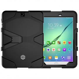 Casecentive Ultimate - Coque Antichoc - Samsung Galaxy Tab S2 9.7 Noir