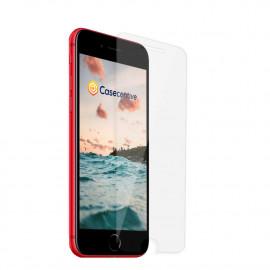 Casecentive Vitre de protection en verre trempé 2D iPhone SE 2020 / 7 / 8