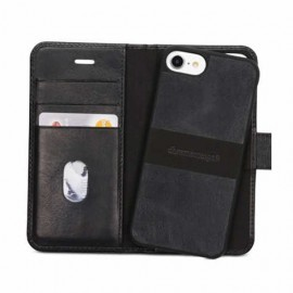 dbramante1928 Lynge 2 Coque Folio - iPhone 7 / 8 / SE 2020 Noir
