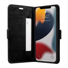 dbramante1928 Copenhagen Slim - Étui portefeuille iPhone 13 Pro Max - Noir