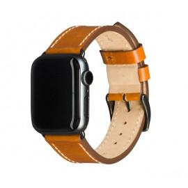 dbramante1928 Copenhagen - Bracelet Apple Watch 44mm - Gris sidéral