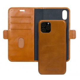 dbramante1928 Lynge - Coque iPhone 12 Mini En Cuir - Marron