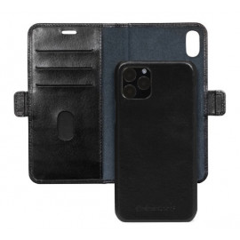 dbramante1928 Lynge - Coque iPhone 12 Mini En Cuir - Noir