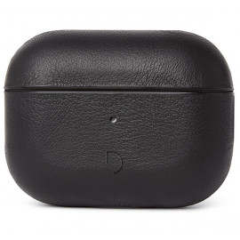 Decoded - Étui en cuir pour Airpod Pro - Noir