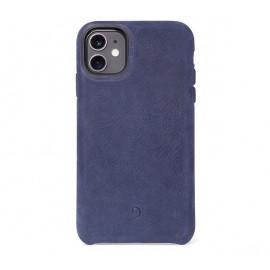 Decoded - Coque en cuir Bio pour iPhone 11 - Bleu