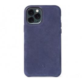 Decoded - Coque en cuir Bio pour iPhone 11 Pro - Bleu