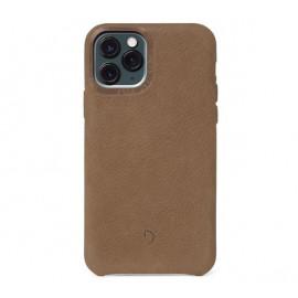Decoded - Coque en cuir Bio pour iPhone 11 Pro - Marron