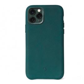 Decoded - Coque iPhone 11 Pro en cuir - Vert
