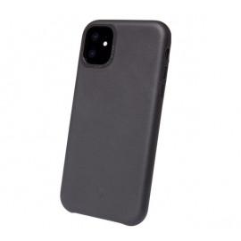 Decoded - Coque iPhone 11 en cuir - Noir