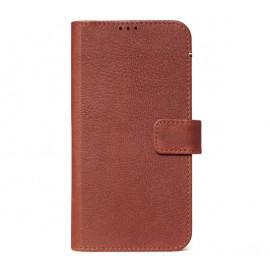 Decoded - Étui portefeuille pour iPhone 11 - Marron