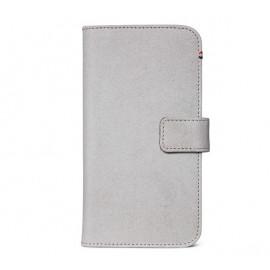 Decoded - Étui portefeuille pour iPhone 11 - Gris