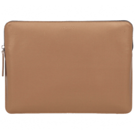"Knomo Embossed MacBook Air/Pro 13"" Pochette bronze"
