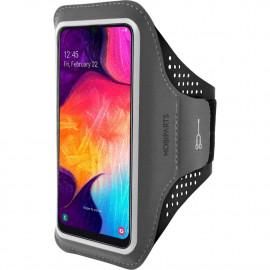 Mobiparts Comfort Fit Sport Armband Samsung Galaxy A40 (2019) Zwart