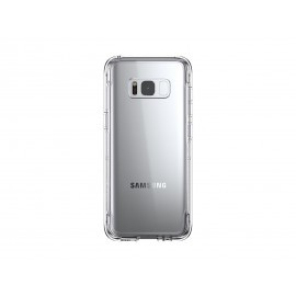 Griffin Survivor Clear étui Galaxy S8 Plus transparent