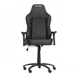 Gear4U - Chaise comfortable / Siège comfortable bureau - Noir