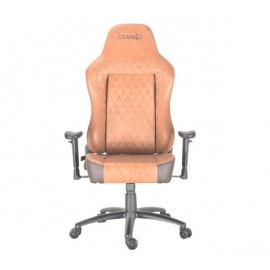 Gear4U - Chaise comfortable / Siège comfortable bureau - Brun