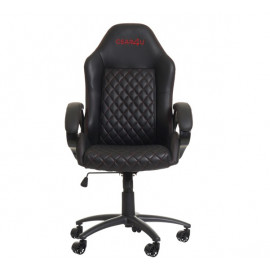 Gear4U Demon - Siège gamer / Chaise gaming - Noir