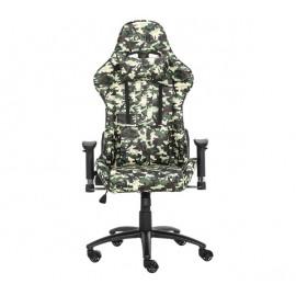 Gear4U Elite - Chaise Gaming / Siège Gamer - Camouflage