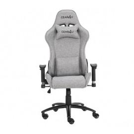 Gear4U Elite - Chaise Gamer en tissu - Gris