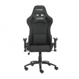 Gear4U Elite - Chaise Gamer en tissu - Noire