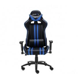 Gear4U Elite - Siège gamer / Chaise gaming - Bleu