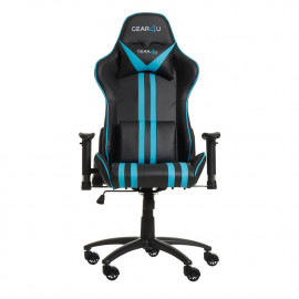 Gear4U Elite - Siège gamer / Chaise gaming - Bleu