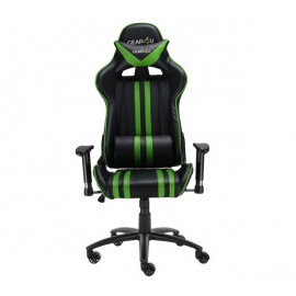 Gear4U Elite - Siège gamer / Chaise gaming - Vert / noir