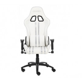 Gear4U Elite - Siège gamer / Chaise gaming - Blanc