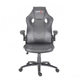 Gear4U Gambit Pro - Siège gamer / Chaise gaming - Noir