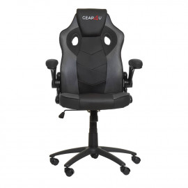 Gear4U Gambit Pro - Siège gamer / Chaise gaming - Noir