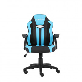 Gear4U Junior Hero - Siège gamer / Chaise gaming - Bleu / Noir