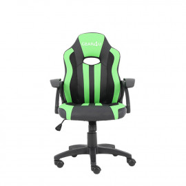Gear4U Junior Hero - Siège gamer / Chaise gaming - Vert / Noir