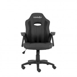 Gear4U Junior Hero - Siège gamer / Chaise gaming - Noir