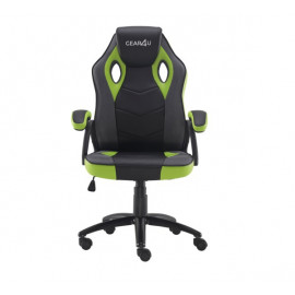 Gear4U Rook - Siège gamer / Chaise gaming - Vert / Noir