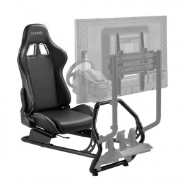Gear4U - Siège simulateur de conduite / Fauteuil simulateur de course