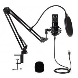 Gear4U Streaming Microfoon met arm bundel