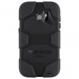 Griffin Survivor Coque Dure tout-terrain Galaxy S7 noir
