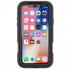 Griffin Survivor Extreme Coque Antichoc iPhone X / XS noir