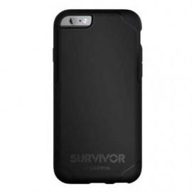Griffin Survivor Journey étui épais iPhone 6(S) noir