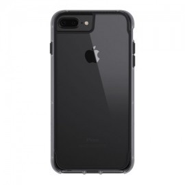 Griffin Survivor Clear étui iPhone 6(S) / 7 / 8 Plus noir