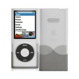 Griffin iClear iPod nano Gris