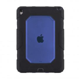 Griffin Survivor All-Terrain Coque iPad Pro 10.5 / iPad Air 2019 Noir / Bleu