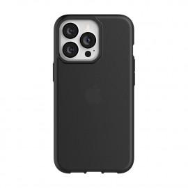 Griffin Survivor Clear Backcase iPhone 13 Pro zwart
