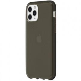 Griffin Survivor Clear - Coque iPhone 11 Pro - Noir