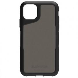 Griffin Survivor Endurance - Coque iPhone 11 Pro Max - Noir / Gris