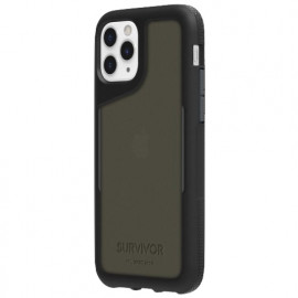 Griffin Survivor Endurance - Coque iPhone 11 Pro - Noir / Gris
