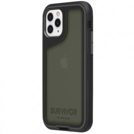 Griffin Survivor Extreme - Coque iPhone 11 Pro - Noir / Gris
