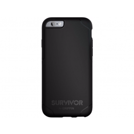 Griffin Survivor Journey étui iPhone 6(S)/7 Plus noir