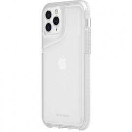 Griffin Survivor Strong - Coque iPhone 11 Pro Antichoc - Transparente